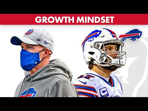 Building the Buffalo Bills' Sustained Success | Growth Mindset of McDermott and Allen