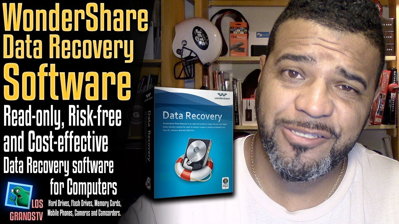 how to get free trial wondershare data recovery