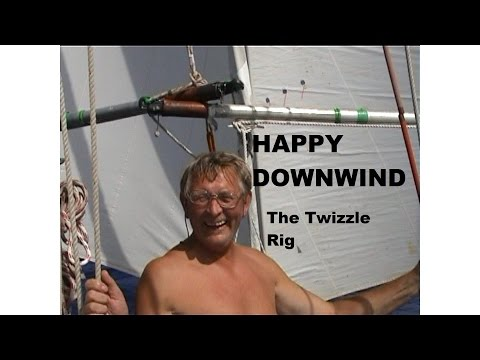 Safe Sailing in the Trades - The Twizzle Rig