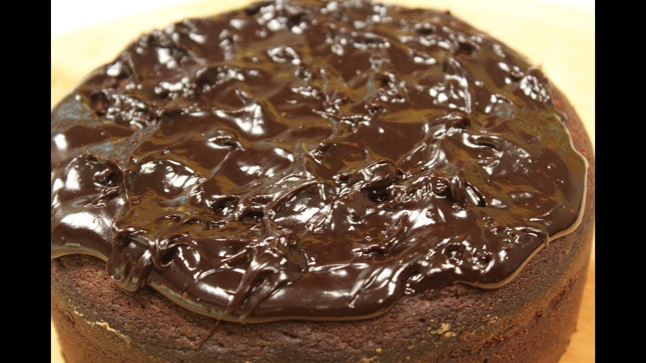 Basic chocolate cake recipe by sanjeev kapoor