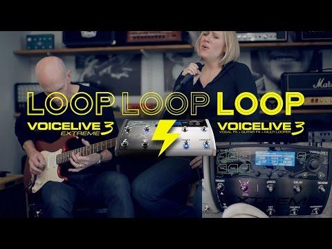 VL3X Live Looping -