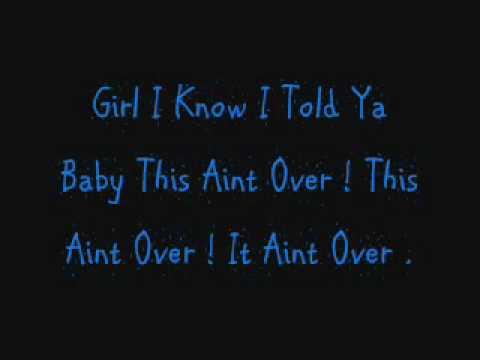 Chris Brown - Changed Man With Lyrics