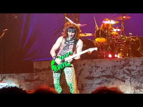 Steel Panther Live - Birmingham 19/10/16 Highlights