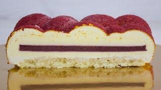 """Нереально вкусный торт почти без выпечки. Муссовый торт с невероятно нежной начинкой """"Облако вкуса"""""""