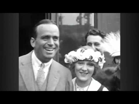 Douglas Fairbanks & Mary Pickford Wed - Decades TV Network