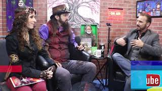 HWWS WebTV Presents: Insymmetry is Gaining Steam in Steam Punk! Creators Matt Knowles & Steph Cannon