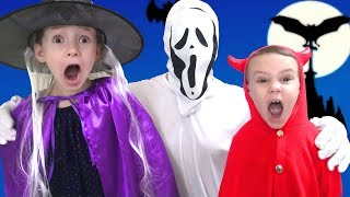 Halloween Song nursery Rhymes for Children from Ulya