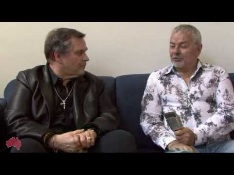 Meat Loaf interview from Australia