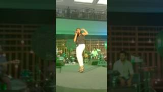 Sau Tarah Ke, Jonita Gandhi live at SGC - Seawoods Grand Central Mall, 9th April 2017
