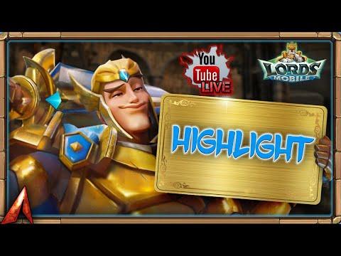 November KvK Stream Highlights! Lords Mobile