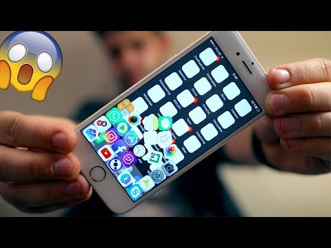 Невероятные фокусы с iPhone  МонЧакНоррис 7