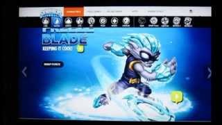 Skylanders Swap-Force - Tous les nouveaux personnages de la classe Eau.