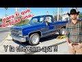 Chevrolet CHEYENNE 84-91 EL MODELO MAS BUSCADO !!! ???? ?? silverado trucks camionetas en venta