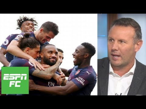 Arsenal a title contender after nine straight wins?   Premier League News