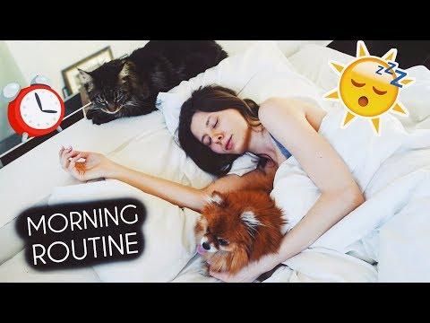 Morning Routine ☀️ Juszes