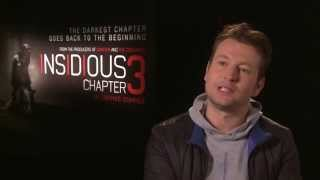 Insidious: Chapter 3 - Leigh Whannell Interview