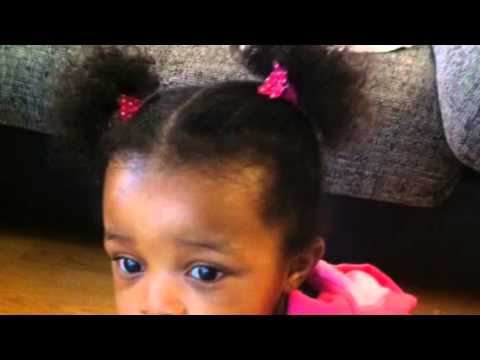 Baby Hairs Black
