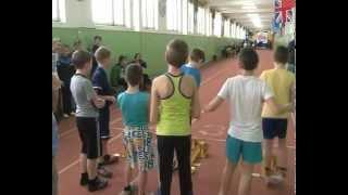 Фестиваль детского спорта: легкая атлетика