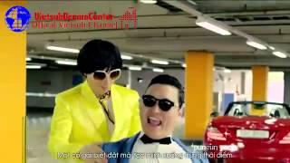 bài hát vui ,nổi tiếng [Vietsub] Gangnam Style.FLV