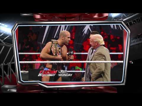WWE Monday Night Raw En Espanol - Monday, January 21, 2013