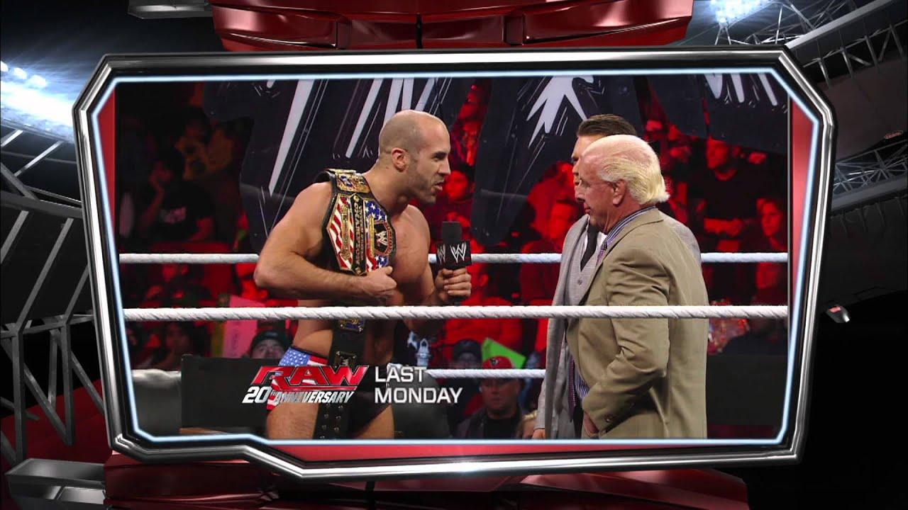 Wwe monday night raw en espanol monday january 21 2013