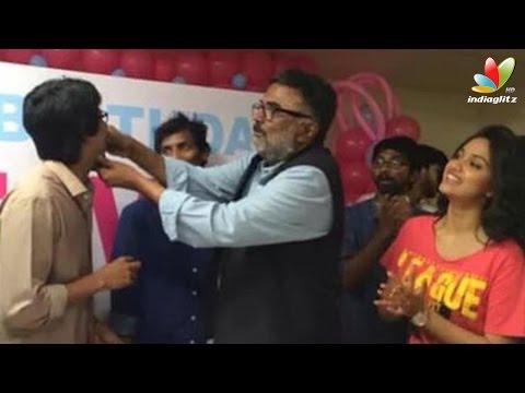 SivaKarthikeyan Birthday Celebration with Remo Team | Keerthy Suresh, PC Sreeram