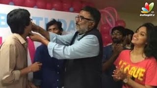 SivaKarthikeyan Birthday Celebration with Remo Team