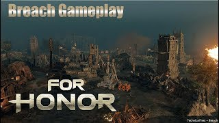For Honor - Breach Gameplay & Impressions