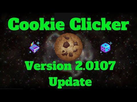 Cookie Clicker Update