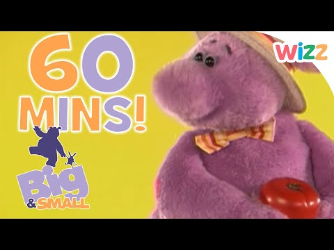 Big and Small | 60 mins of Kids Songs! | Sing-a-long fun