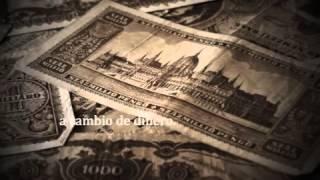 VENCIDA (Vanquished) Book Trailer