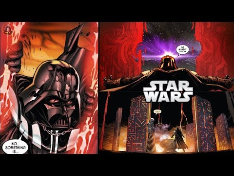 VADER OPENS THE PORTAL TO BRING PADME BACK BUT…CANON  Star Wars Theory Comics