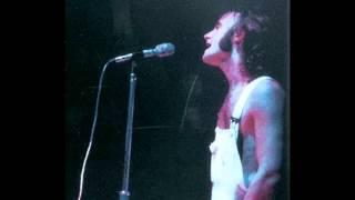 Genesis - More Fool Me ( Vocals Phil Collins ) Live 1974 in Boston
