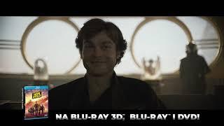 Han Solo: Gwiezdne wojny - historie - oficjalny spot Blu-ray 3D, Blu-ray i DVD