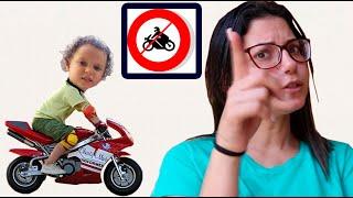 REGRAS DE CONDUTA PARA CRIANÇAS   Rules of conduct for children