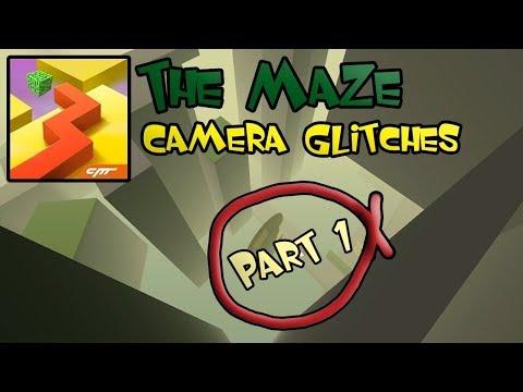 Dancing Line | The Maze - Camera Glitches (Part 1)