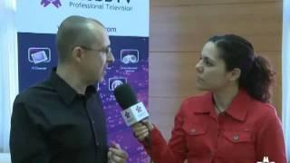 Entrevista a  Alfonso Alcantara  @yoriento en III Iniciador Zaragoza