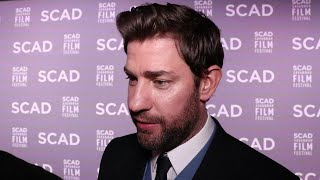 Why John Krasinski Didn't Want to Do a 'Quiet Place' Sequel at First (Exclusive)