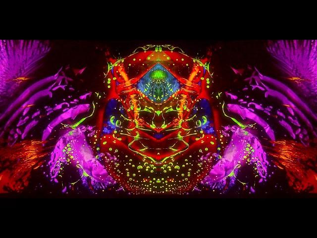 David Franz - Goddam Way (Mad Alchemy Visualizer)