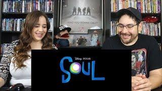 Pixar's Soul - Official Teaser Trailer Reaction / Review