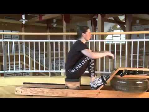 WaterRower M1 HiRise (S4) Rowing Machine * Rower