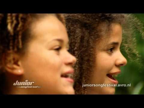 Bobby En Ella - Hard To Explain | Officiële Videoclip Junior Songfestival 2014