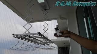 X2 Residensi   Smart Hanging Track