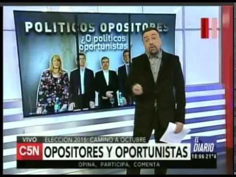 C5N - El Diario: Opositores y Oportunistas