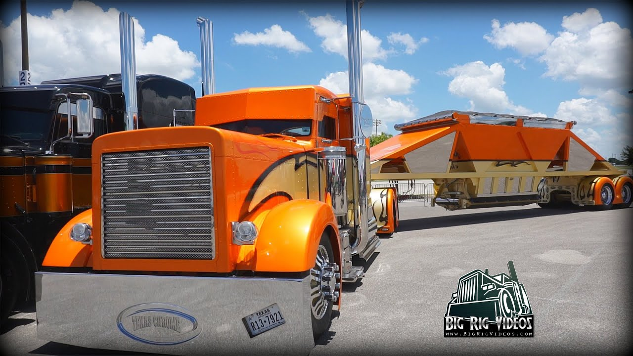 Texas Chrome Project One Truck Walk Around