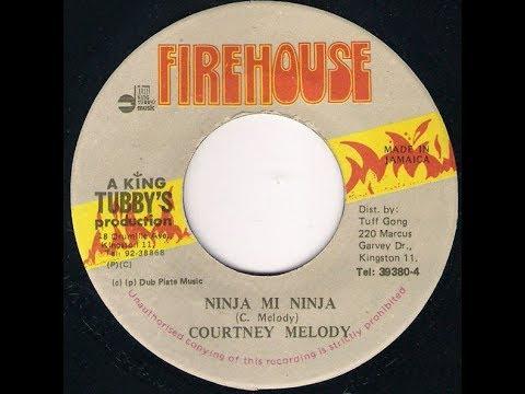 Courtney Melody - Ninja Mi Ninja ++ Dub ++