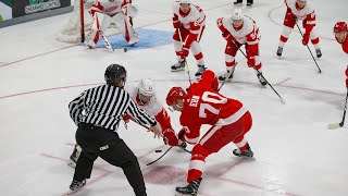 Detroit Red Wings Training Camp | Red vs White Game