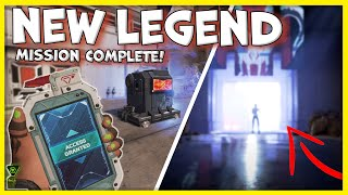 New Season 7 Legend Teaser Mission Complete! Here's What Happens! + Apex Legends Champions Edition!
