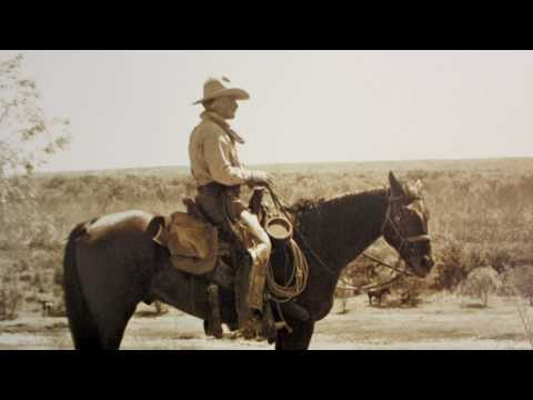 Texas Ranger Museum visit by Robert Duvall from Lonesome Dove