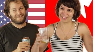 Canadian Vs. American Beer: What